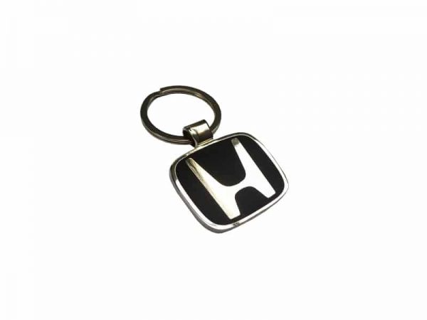 Genuine Honda Metal Key Ring