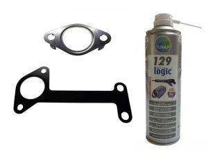 Genuine Honda Civic 2.2 Diesel EGR Valve Gasket Kit & Tunap Micro Flex 926 EGR Valve Cleaner 2006-2011