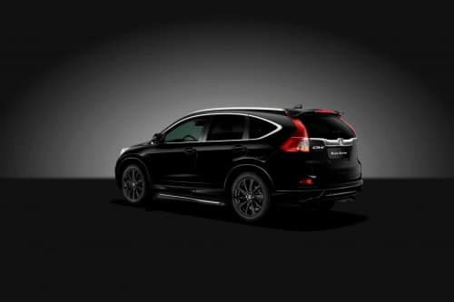 Honda Launches Special Editions Of Civic And CR-V