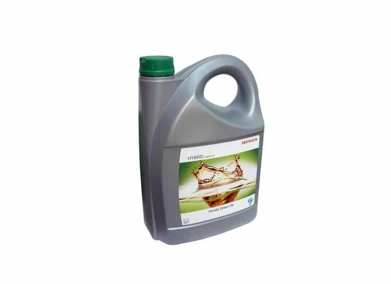 Genuine Honda Hybrid Engine Oil 4 Litres Honda Green Oil