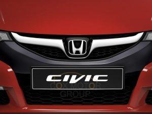Genuine Honda Civic Tourer Front Sports Grille 2014-2016