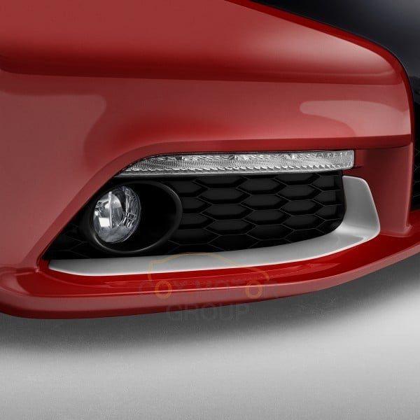 Genuine Honda Civic Tourer Fog Light Opening Garnishes-2014 Onwards
