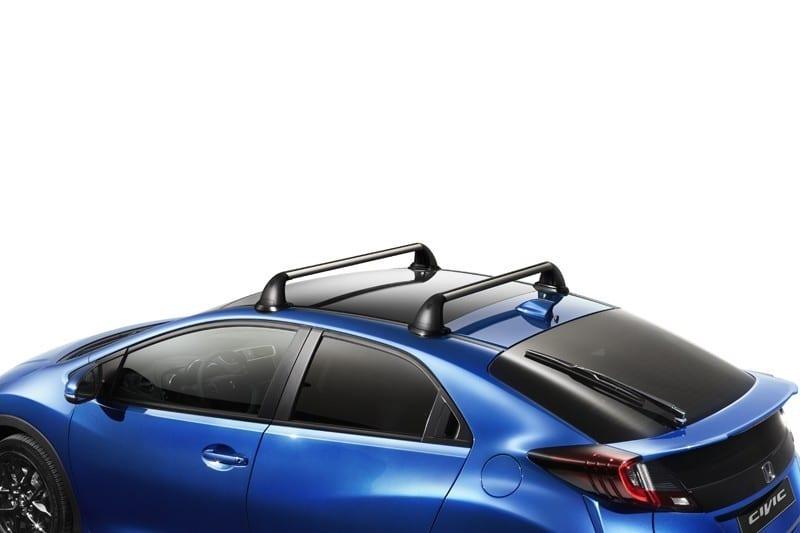 Genuine Honda Civic 5 Door Roof Rack (Glass Roof) 2012-2016 - 08L02TV0600A - Cox Motor Parts