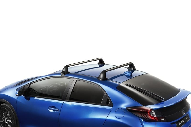 2016 Civic Roof Rack >> Genuine Honda Civic 5 Door Clamps For Roof Rack 2012-2016 - 08L02TV0600C - Cox Motor Parts