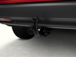 Genuine Honda CR-V Fixed Towbar & 13 Pin Electric Kit 2013-2018