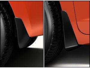Genuine Honda Jazz Front & Rear Mud Guards-2016>