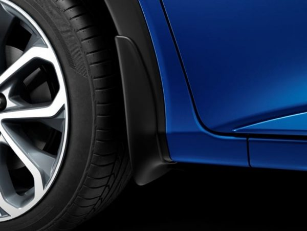 Genuine Honda Civic 5 Door Front & Rear Mudflaps 2012-2013