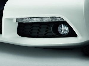 Genuine Honda Civic 5 Door Front Fog Light Kit - Petrol-2012>