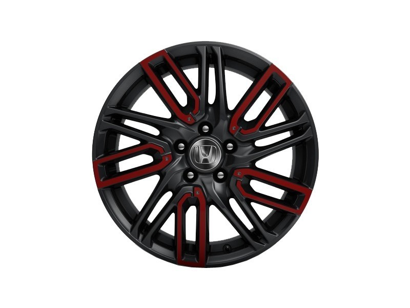 "Honda Pilot Accessories >> Genuine Honda HR-V Ignis 18"" Alloy Wheel-2015 Onwards - 08W18T7S600A - Cox Motor Parts"