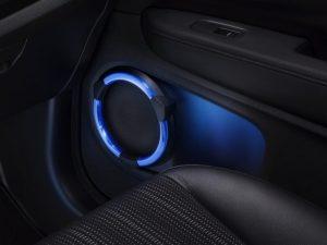 Genuine Honda HR-V 5 Dr Speaker Ring Illumination-2015 Onwards