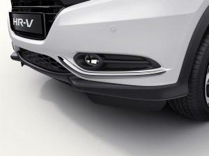 Genuine Honda HR-V 5 Dr Chrome Front Bumper Garnish-2015 Onwards