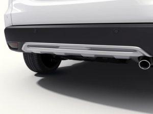 Genuine Honda HR-V 5 Dr Rear Skid Plate (Without Towbar) 2015 Onwards