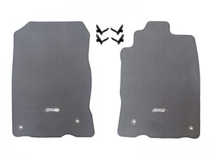 Genuine Honda CR-Z Carpet Mats (Ash Grey) – Honda, Left-Hand Drive