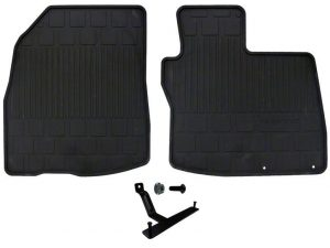 Genuine Honda Civic Type-R Front Rubber Mats-2007-2011