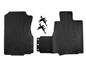 Genuine Honda CR-V Front Rubber Mats- (2007-2012)
