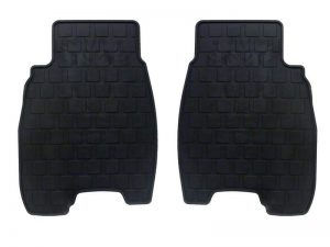 Genuine Honda Civic Type-R Rear Rubber Mats-2007-2011