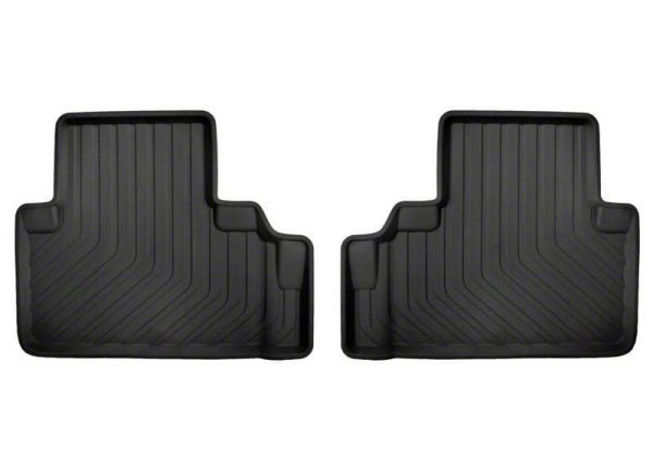 Genuine Honda CR-V Rear Lipped Rubber Mats 2013-2018