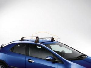 Genuine Honda Civic Roof Rack + Extra Load Clamps