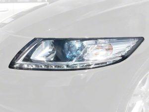 Genuine Honda CR-Z Passenger Side Halogen Headlamp-2010-2015