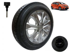 Genuine Honda Jazz Full Size Alloy Spare Wheel & Tyre-2016>