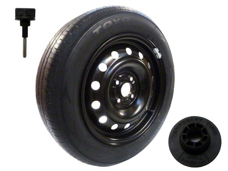 2010 Honda Pilot For Sale >> Genuine Honda Jazz Full Size Steel Spare Wheel & Tyre 2009-2015 - 42700TF0N01KIT - Cox Motor Parts