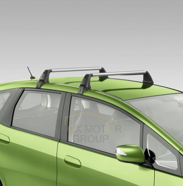 genuine honda jazz roof rack 2009 2015 08l02tf0600 cox. Black Bedroom Furniture Sets. Home Design Ideas