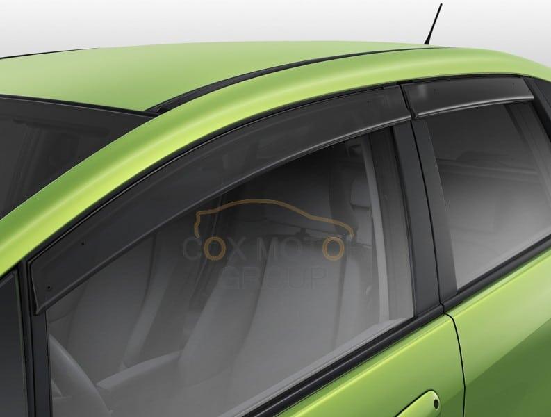 Genuine Honda Jazz Door Visors-2012-2015 - 08R04TF0600A ...