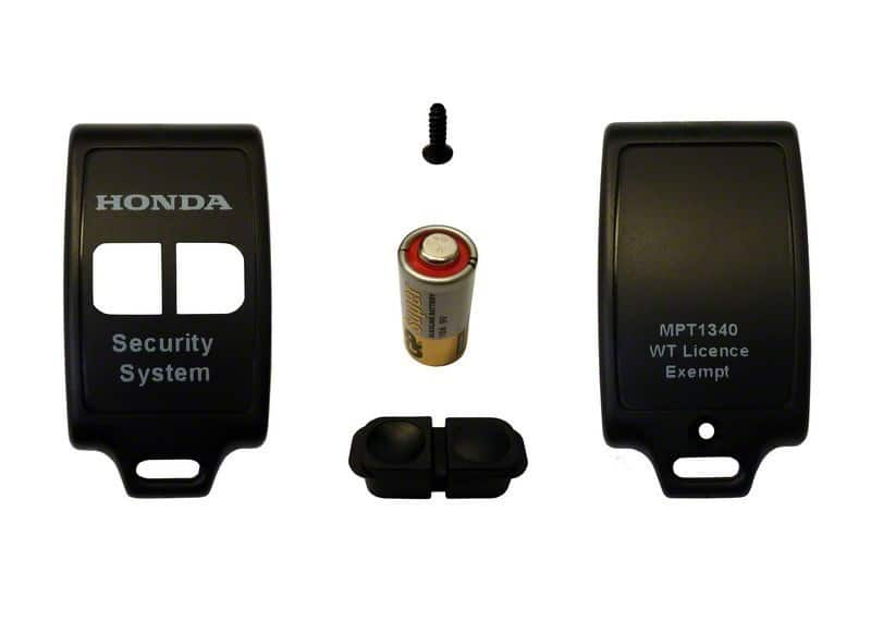 Honda Civic Type R Cat 1 Remote Handset Plip Refurb Kit