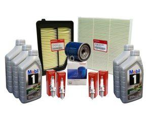 Genuine Honda Civic 5 Dr 1.8 Petrol Major Plus Service Kit 2012>