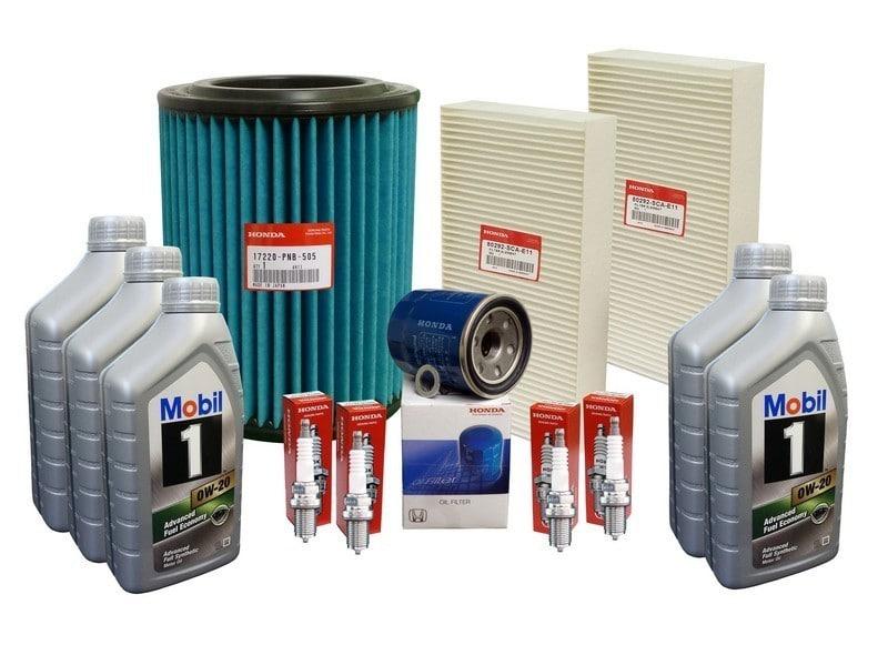 genuine honda cr  petrol major  service kit   crvpmjp  motor parts