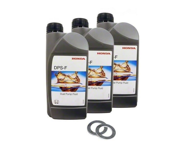 genuine honda cr  rear dps differential flushing kit hekit  motor parts