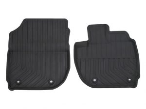 Genuine Honda Jazz Front Lipped Rubber Mats (CVT Transmission) 2016 Onwards – Honda, Left-Hand Drive