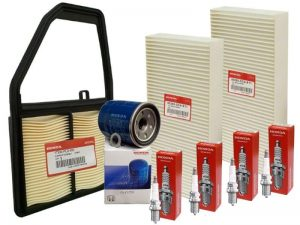 Genuine Honda Stream 1.7 Petrol Major Service Kit