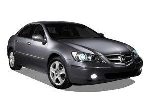 Honda Legend 2007 - 2010