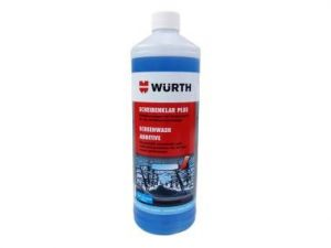 Wurth Screenwash Plus Additive 1 Litre