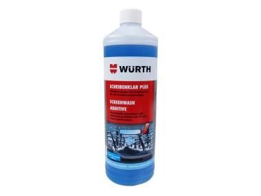 Wurth Screenwash Plus Additive 1 Litre