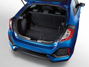 Genuine Honda Civic 5 Door Boot Sill Decorations 2017