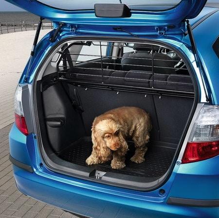 Genuine Honda Jazz Dog Guard-2009-2015 - 08U35TF0600 - Cox Motor Parts
