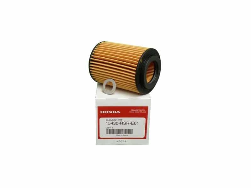 genuine honda cr v 2 2 diesel oil filter 2013 15430rsre01 cox motor parts. Black Bedroom Furniture Sets. Home Design Ideas