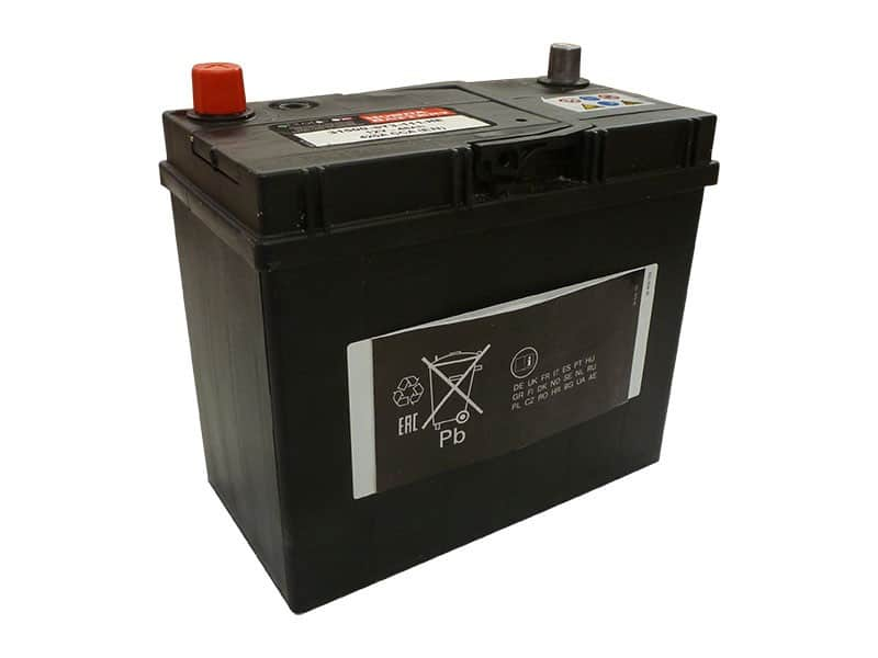 genuine honda civic 1 8 petrol battery 2007 2011 31500st3111he cox motor parts. Black Bedroom Furniture Sets. Home Design Ideas