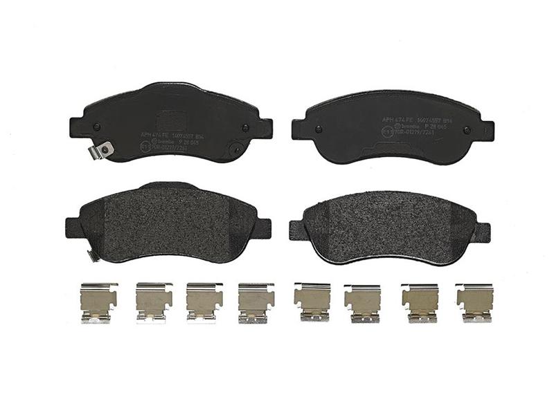 Genuine Honda HR-V Front Brake Pads