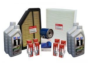 Genuine Honda Civic 5 Door 1.4 Petrol Platinum Service Kit-2006-2008