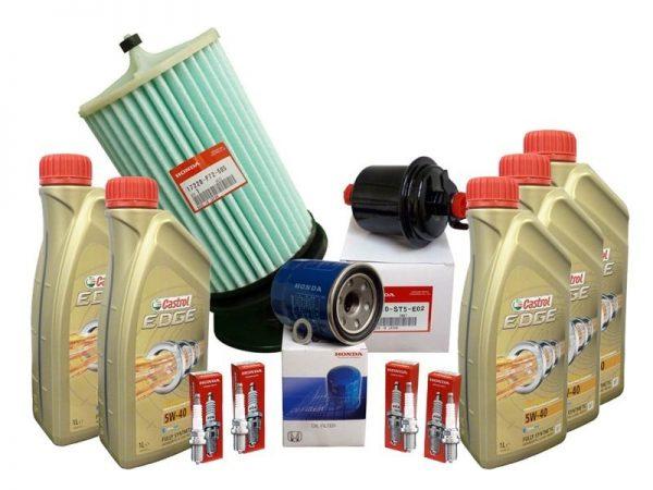 Genuine Honda Integra Type-R Platinum Service Kit