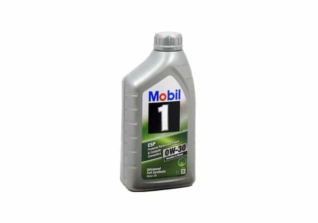 Mobil 1 ESP 0W30 Fully Synthetic Motor Oil 1 Litre - MOBIL0W30ONELITRE - Cox Motor Parts