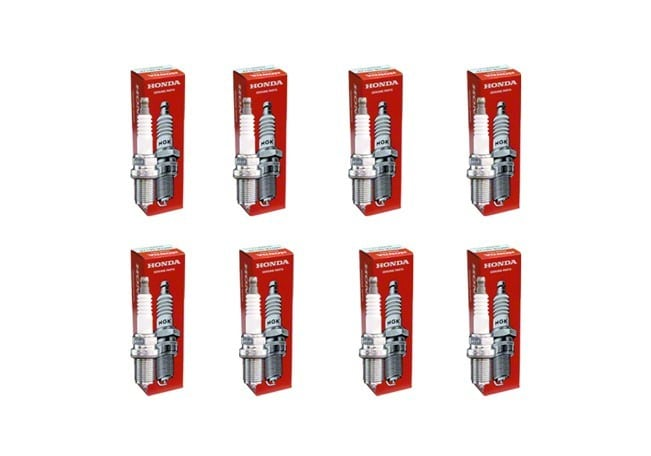 Free Vin Check With Pictures >> Genuine Honda Civic 1.4 Spark Plug Set 2006-2008 - 12290RSH004 - Cox Motor Parts