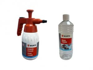 Wurth 1 Litre Brake Cleaner & 1 Litre Brake Cleaner Dispenser