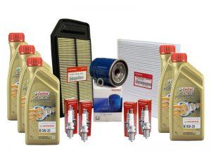 Genuine Honda Accord 2.0 Petrol Major Plus Service Kit 2003-2008