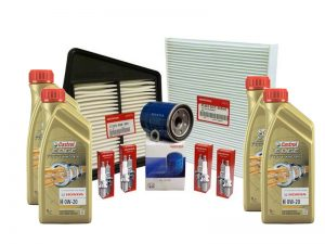 Genuine Honda Accord 2.0 Petrol Major Plus Service Kit 2009-2015