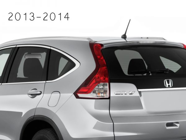 Genuine Honda Cr-v Rear Left Tail Light 2013-2018