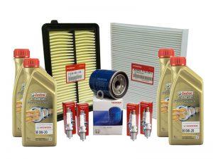 Genuine Honda Cr-v 2.0 Petrol Major Plus Service Kit-2013-2018